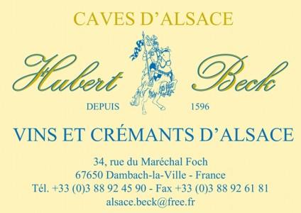 Cave d'Alsace Hubert Beck