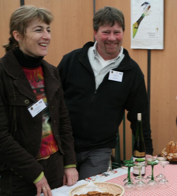 Vins d'Alsace Jean-Paul et Dany Gerber
